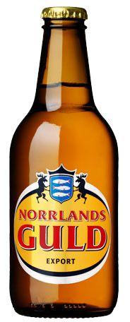 Norrlands Guld / Ölet ger en förnimmelse av guldet från den rena norrländska naturen! Norrlands Guld gör sig alldeles utmärkt till grillade kötträtter, men också med bara ett par ölkorvar som tilltugg.