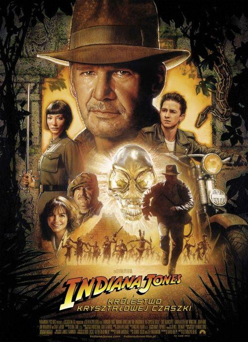 Indiana Jones i Królestwo Kryształowej Czaszki / Indiana Jones and the Kingdom of the Crystal Skull