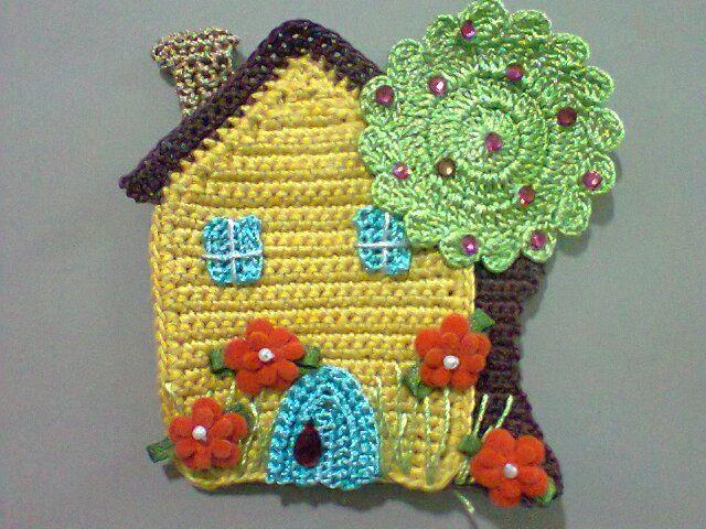 House fridgie...