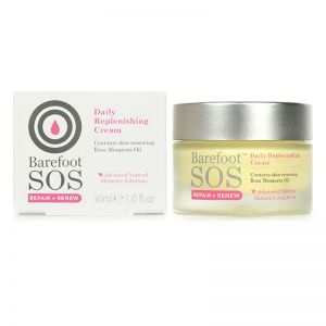 Barefoot SOS - Smoothing Eye Serum 15 ml 4 Pack - Neutrogena Rapid Clear Treatment Pads 60 Each