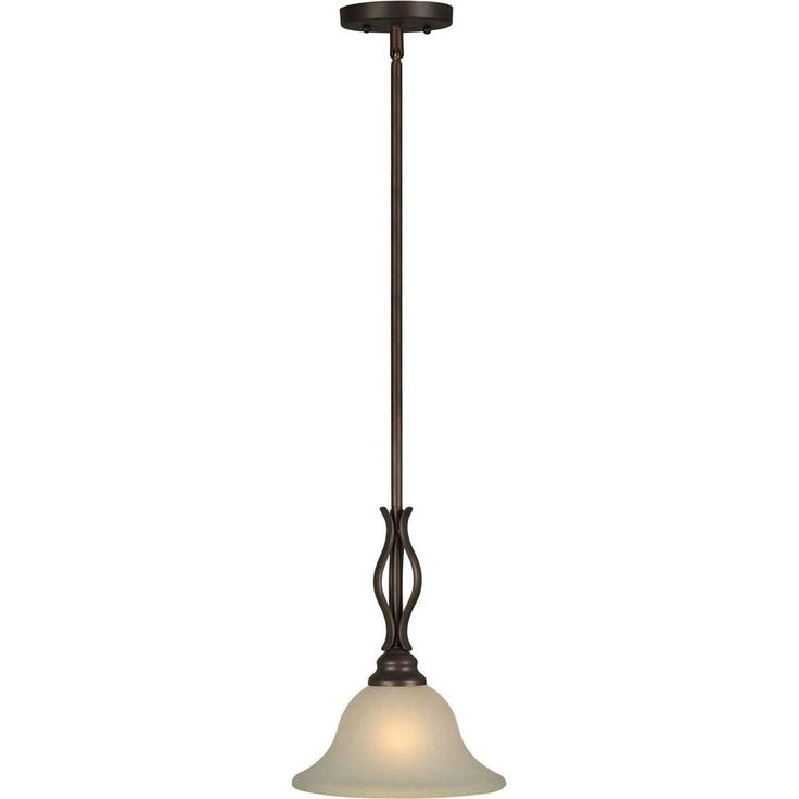 Burton-Light Ceiling Antique Bronze Pendant