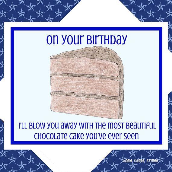 Funny Birthday Card Trump Cards Political Cards Democrats