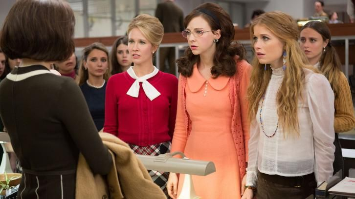 Good Girls Revolt - Revival Being Shopped by Sony TV