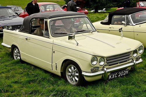 Triumph Vitesse Mk II Convertible (1969)