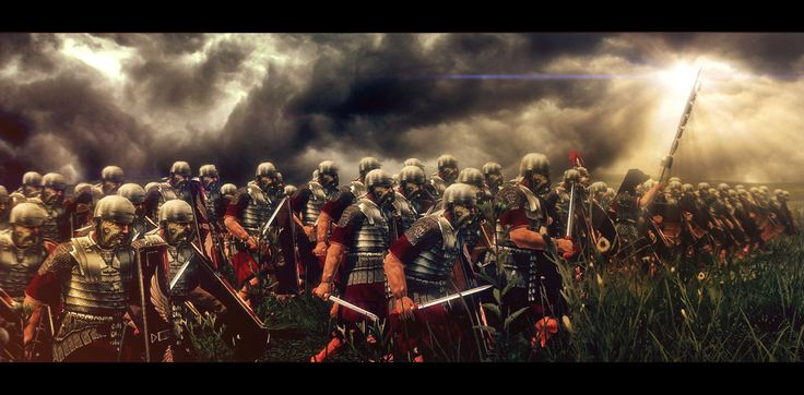 From the mod Roma Victrix for the game Empire: Total War.