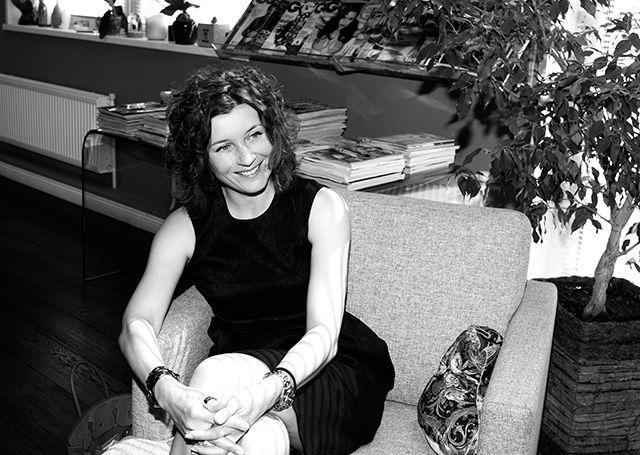 Интервью с президентом издательского дома Condé Nast Russia
