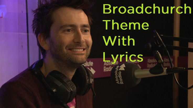 #DIAlecHardy turns pop star — This is pure BAFTA Winning stuff AND very funny! David Tennant adds lyrics to #Broadchurch theme