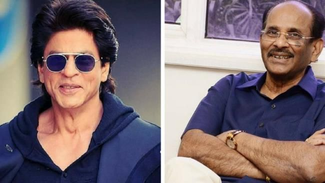Baahubali Writer To Team Up With Shah Rukh's Next!