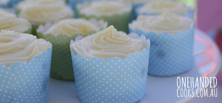 Gorgeous little cupcakes perfect for any celebration.