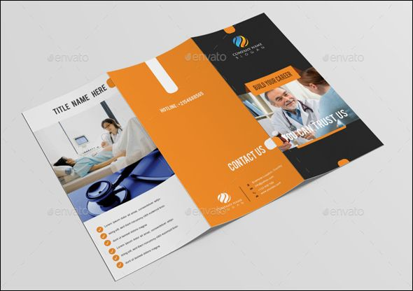 Best 25 brochure templates free download ideas on for Free indesign tri fold brochure template