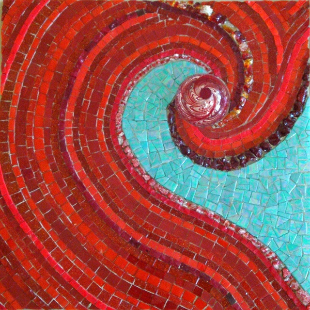 Wave Mosaic 2010 by mozaikci, via Flickr