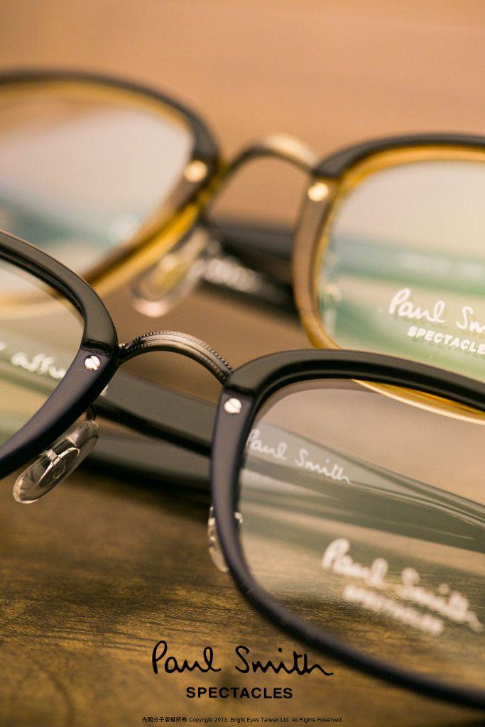ポールスミスのメガネが高品質!人気 定番メガネ~輪郭に合った選び方まで紹介!