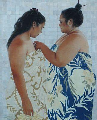bbw polynesian