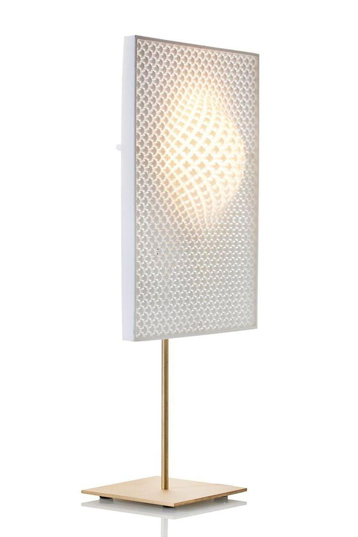 Coz Studio Debuts With Textural Printed Focus Lamps