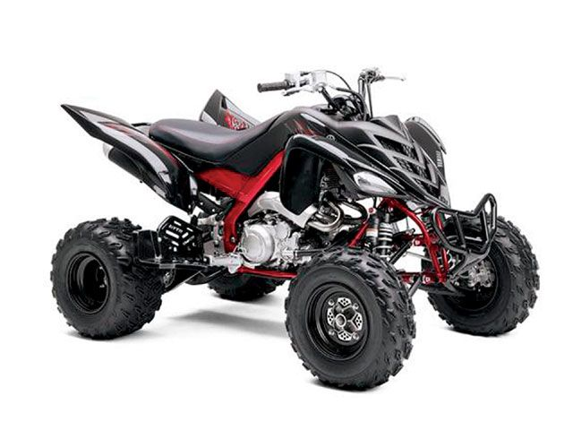 four+wheelers | ... Four Wheelers Yamaha-Raptor-700