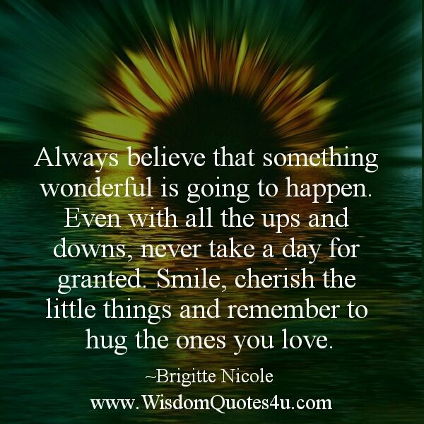 Always Believe Something Wonderful: 767 Best Images About Daily Quotes On Pinterest