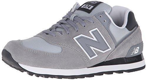 Oferta: 100€ Dto: -34%. Comprar Ofertas de New Balance 574 Zapatillas de Running, Hombre, Plateado (Steel 071), 46.5 EU barato. ¡Mira las ofertas!
