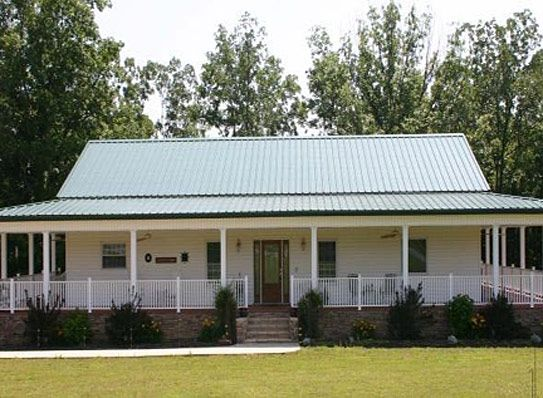 Best 25 metal homes ideas on pinterest barn houses Metal buildings house plans