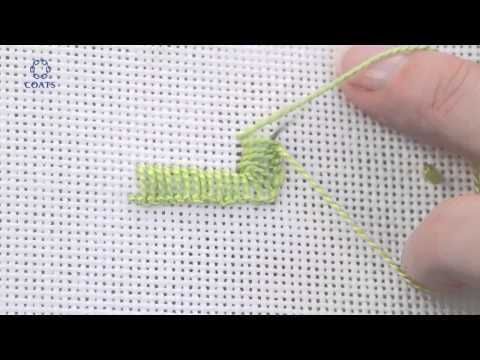 Hardanger▶ Learn How To Cut a Buttonhole Edge on Evenweave - YouTube