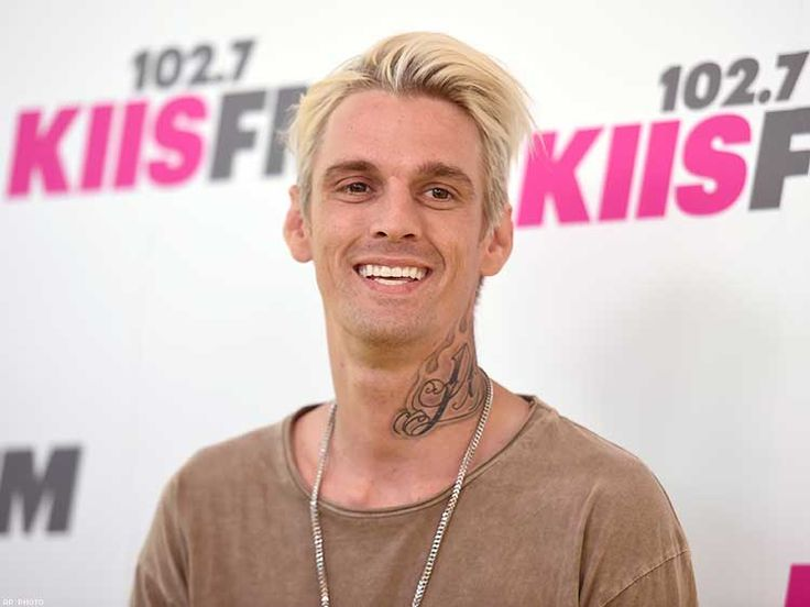 Singer Aaron Carter Comes Out as Bisexual on Twitter