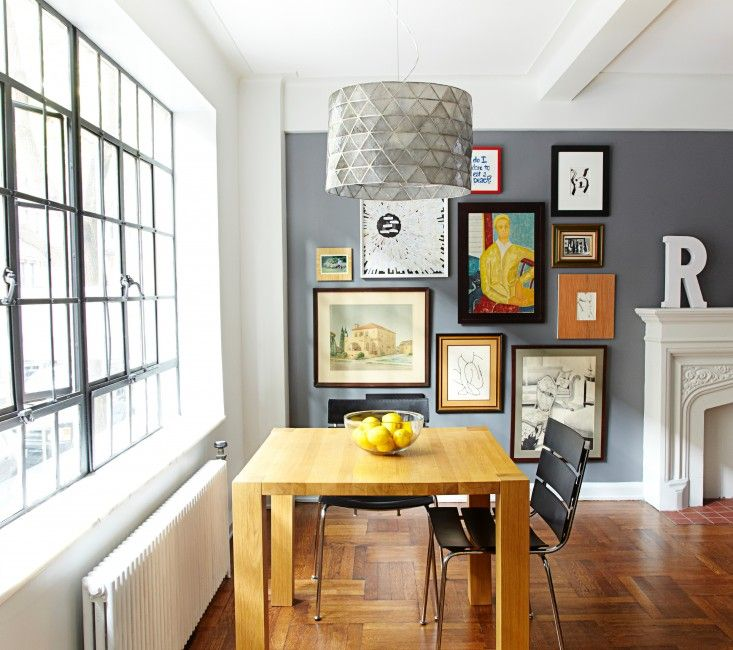 Creative Remodel Combining 2 Studio Apartments Into A 2 Bedroom Apartment.  Lauren Rubin, Upper West Side Apartment, New York