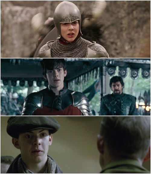 The Chronicles of Narnia Meme ↳ 2 Pevensies (2/2) - Edmund Pevensies