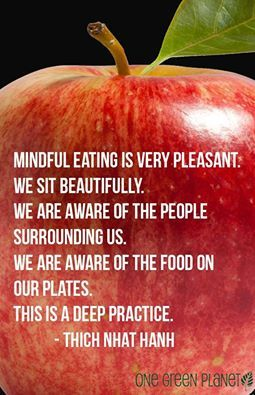 Mindful Eating in 2017