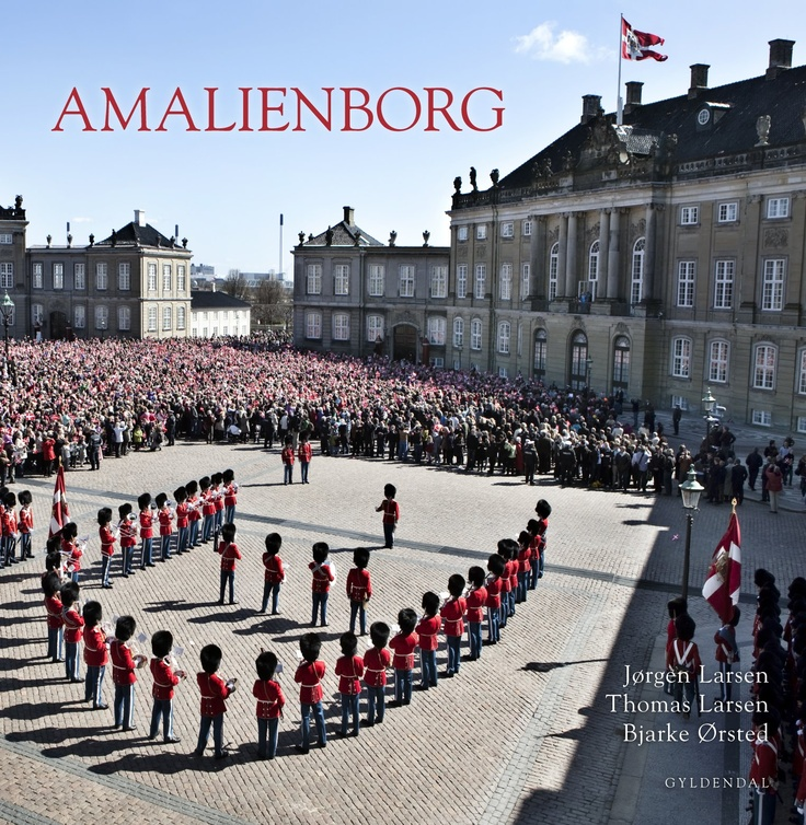 Amalienborg, København