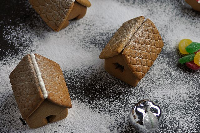 Gingerbread village recipe from Fisher & Paykel Social Kitchen