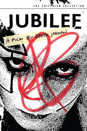 JUBILEE ...and so to a personal fave! Hardcore Punk clashes head on with the Art House in Derek Jarman's vision of a dystopian post apocalyptic London. Nasty girls like Little Nell, Toyah Wicox and Jordan roam the streets to a Banshees soundtrack. What's not to like? www.burninggirl.biz