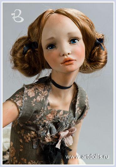 Филиппова Алиса - авторская кукла