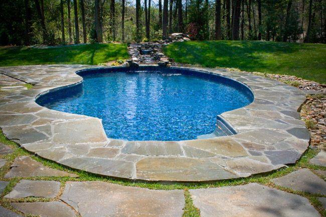 39 Best Swimming Pools Images On Pinterest Decks Backyard Ideas And Garden Ideas