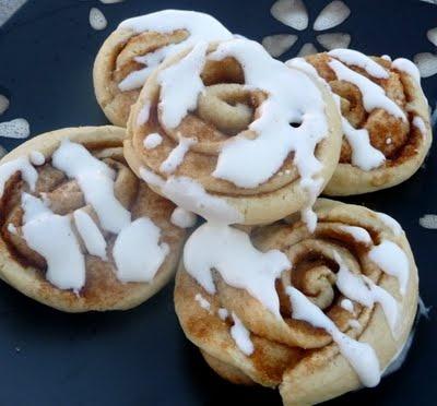 cinnamon roll sugar cookies | honey...aw sugar, sugar | Pinterest