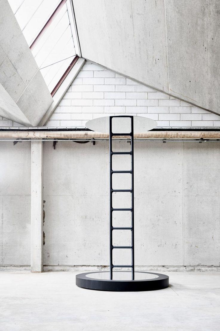 Portal installation by Snøhetta and Erik Jørgensen Møbelfabrik