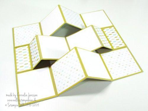 Mein kreativer Sonntag – Flipbook-Minialbum 21. September 2014 By: Cornelia5 Comments