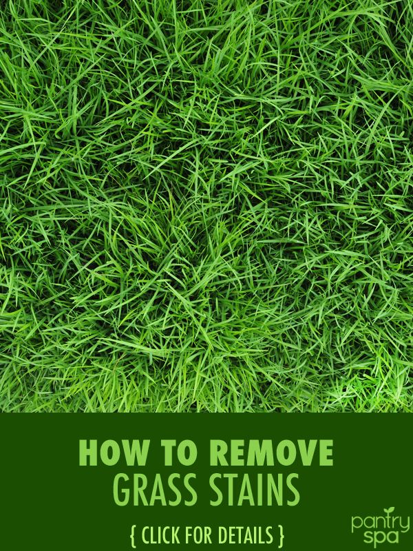 Kids have a love affair with grass stains. Beat the stains and learn some of these grass stain home remedies.