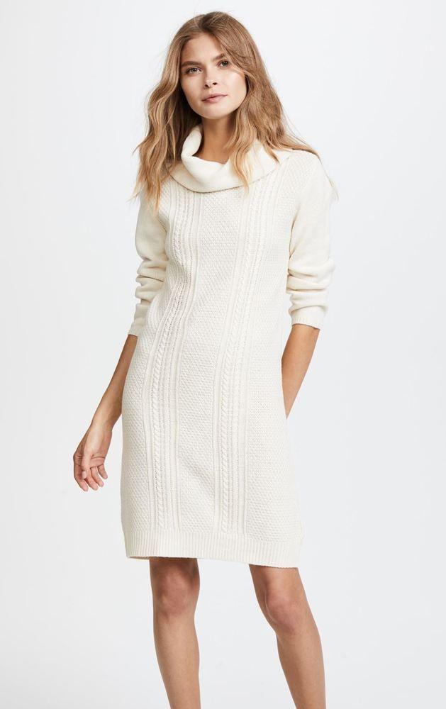 6d033e9a83b JACK BB DAKOTA Amory Ivory Knit Sweater Dress S NWT  BBDakota  SweaterDress   Casual
