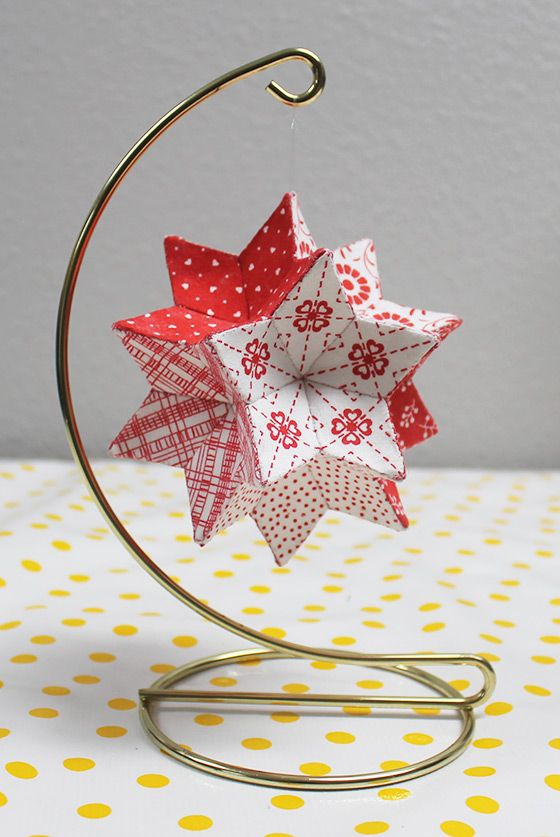 Monravian Star Ornament