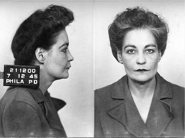 Best Mugshots Images On Pinterest African Americans Black - 15 vintage bad girl mugshots from between the 1940s and 1960s