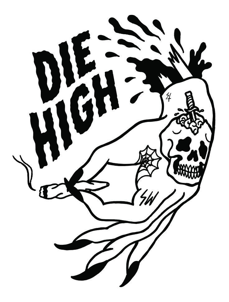 Die High #SketchyTank