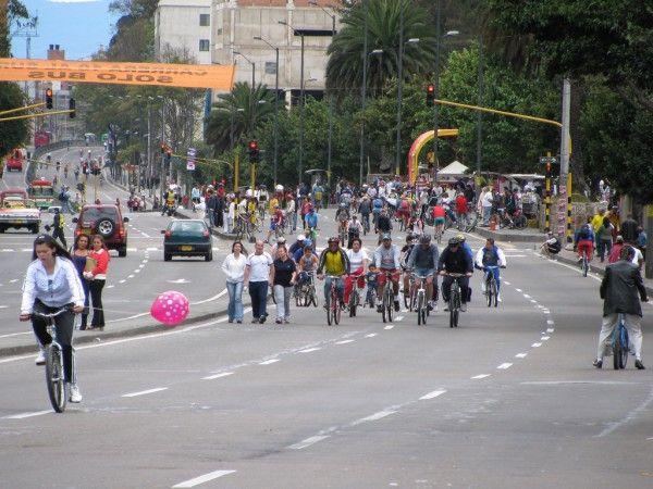 Bogota Ciclovía