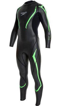 El Speedo ThinComp TC16 es el traje de neopreno ideal para iniciarte YA en aguas abiertas. Prepara el próximo triatlón, o compite en pruebas