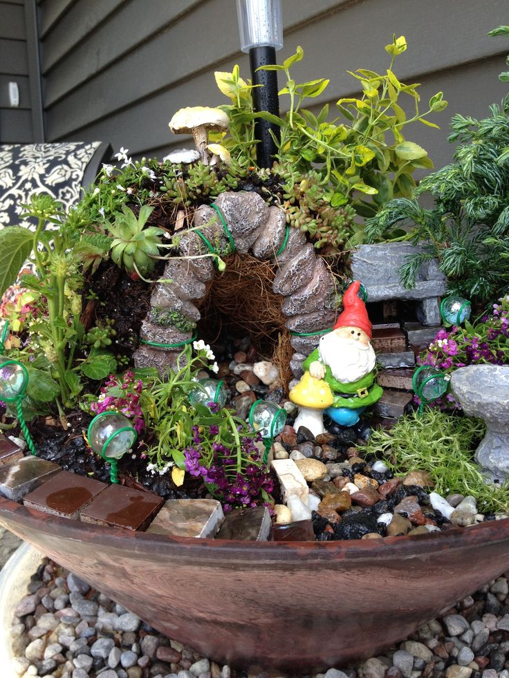 Gnome of Ensley Hill