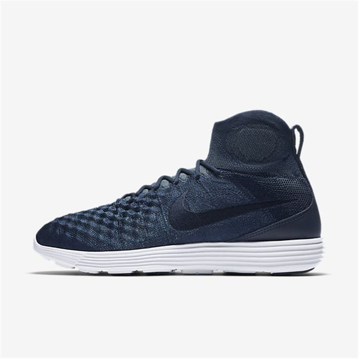 Nike AIR ZOOM FC Midnight Navy Metallic Gold Casual Skate Discounted Men's Shoes