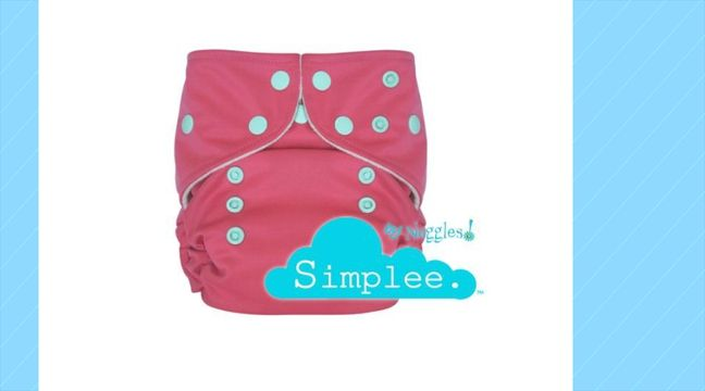 This video shows you how to use your Simplee.™ by Nuggles diaper from 8 lbs and up!