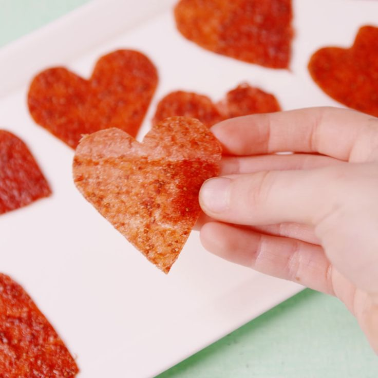 SO much better than the store bought. #food #kids #easyrecipe #vday #valentines
