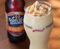 Samuel Adams Octoberfest Beer Milkshake at Red Robin.  Gotta try this