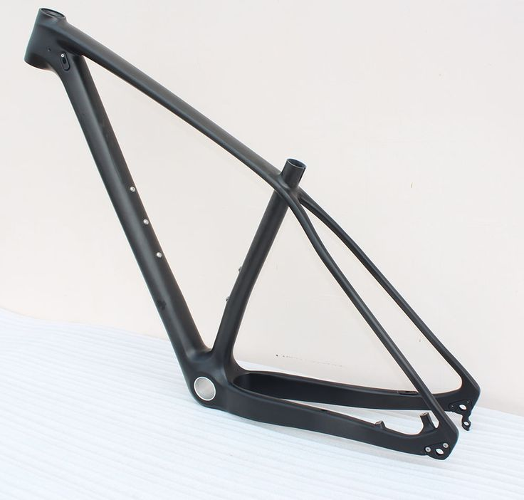 Free delivery MTB carbon frame mountain bike frame 29x 17/18.5 Inch carbon mtb frame bike frame bicicleta mountain bike