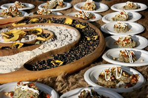 Native American food traditions