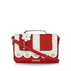 Another addition to my collection on my trip to London floozie handbag at Debenhams.com
